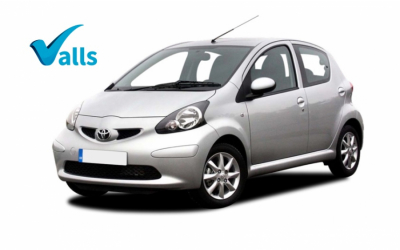 Valls Rent a Car -  Group A: Fiat Panda, Toyota Aygo, Peugeot 107 or similar