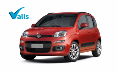 Valls Rent a Car - Group B: Fiat New Panda, Hyundai  New i10 or similar