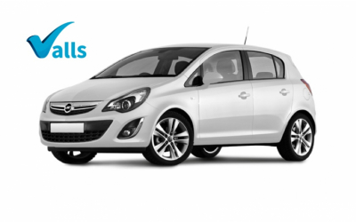 Valls Rent a Car - Group C: Opel Corsa, Peugeot 207 or similar
