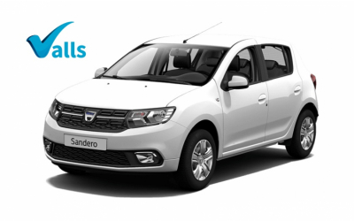 Valls Rent a Car - Group D: Citroen C3 Picasso, Dacia Sandero or similar